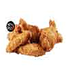 Foto Hot Chicken wings 6 st